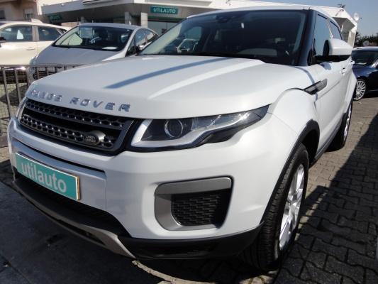 Land Rover Range Rover, 2016