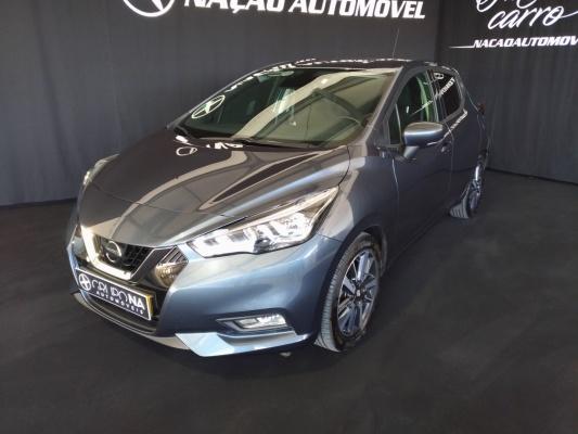 Nissan Micra, 2018