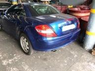 Mercedes-Benz SLK 200 Para peças