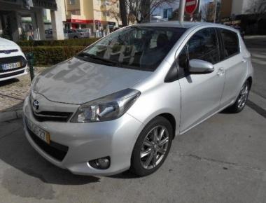 Toyota Yaris 1.4 D-4D Sport+VSC
