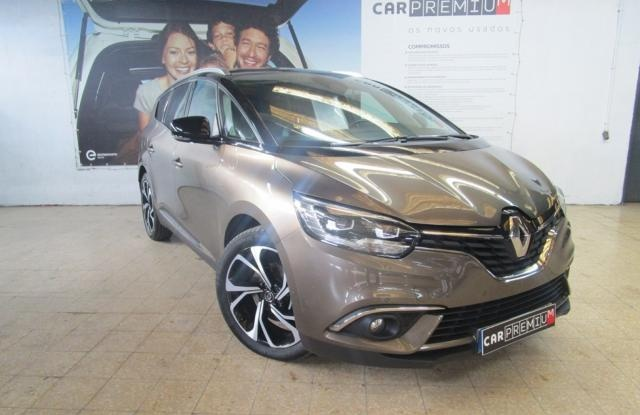 Renault Grand scenic 1.6 Dci Bose Edition