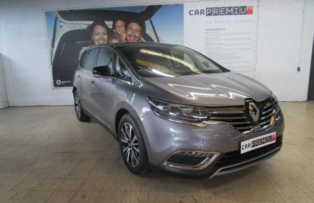 Renault Espace 1.6 Dci Initiale Paris