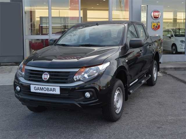 Fiat Fullback 2.4 4WD CD Working