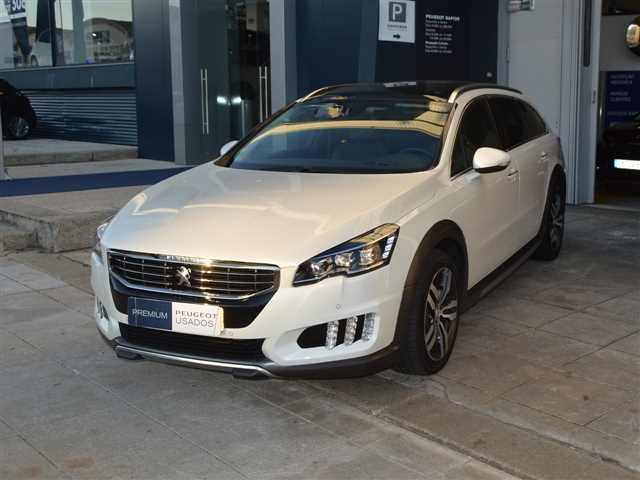 Peugeot 508 rxh 2.0 BlueHDi EAT6