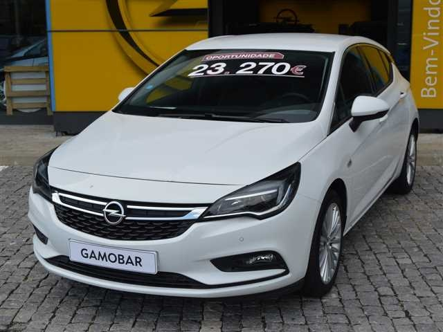 Opel Astra 1.6 CDTI Innovation S/S