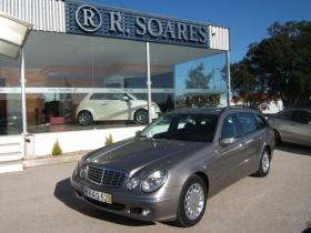 Mercedes-Benz E 220  CDi Elegance Aut. (150cv) (5p)
