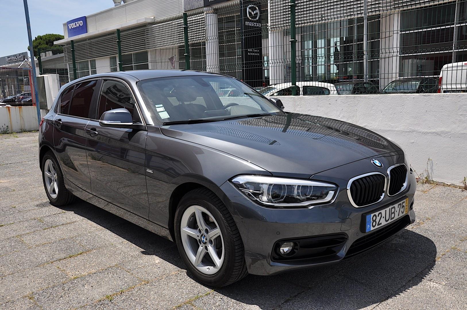 BMW Série 1 116d Sport Autom