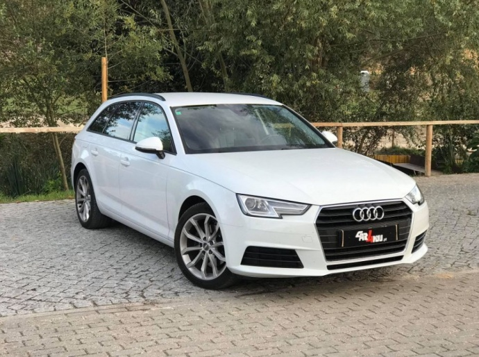 Audi A4 avant 2.0 TDi Business Line Advance