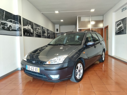 Ford Focus SW, 2004