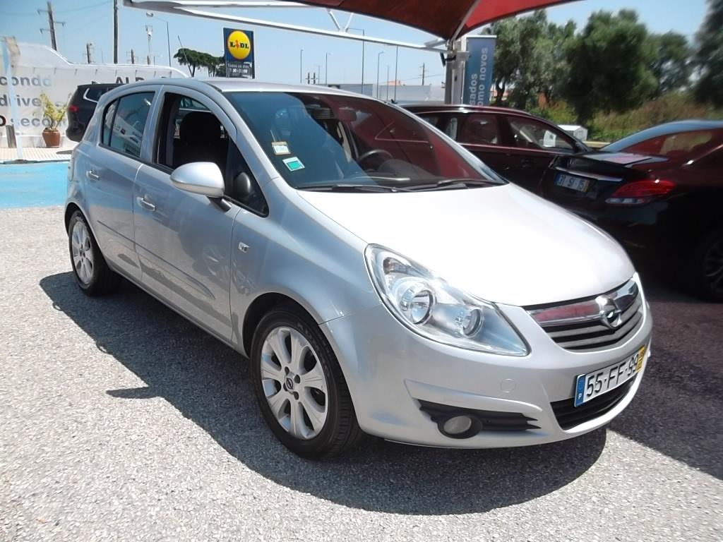 Opel Corsa 1.3 CDTI ECOFLEX ENJOY