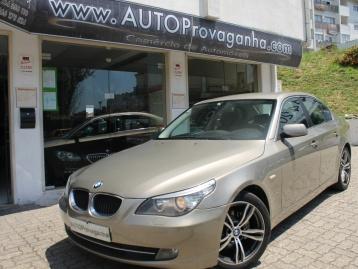 BMW Série 5 520da Sport 177cv 2.0