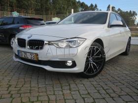 BMW 318 d Line Sport (GPS)