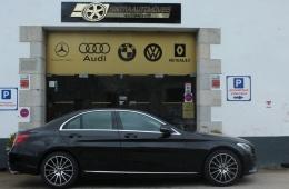 Mercedes-Benz C 200 d Avantgarde+ Aut. ( Motor Mercedes)