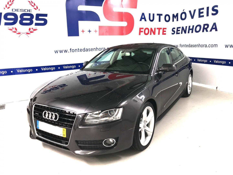 Audi A5 Sportback 3.0 TDi S-tronic Quattro