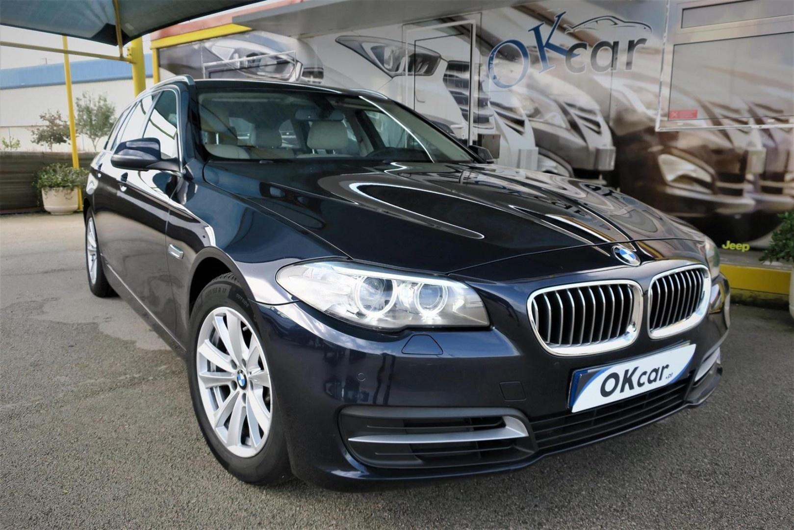 BMW 520 d Touring Auto 190cv