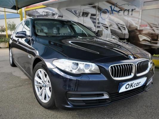 BMW 520, 2015