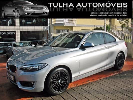BMW Série 2, 2015