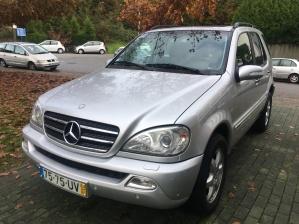 Mercedes-Benz ML 400 CDI NACIONAL 158K