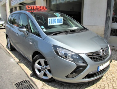 Opel Zafira 2.0 CDTI EXECUTIVE