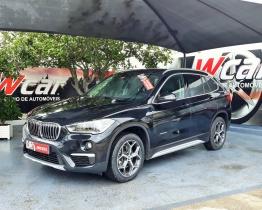 BMW X1 18 D X LINE AUTOMÁTICO