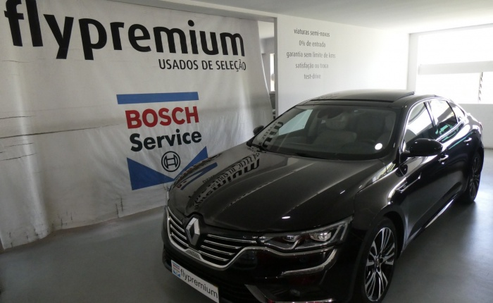 Renault Talisman Sedan, 2018