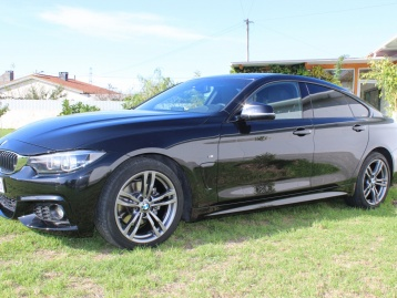 BMW 420 Grand Coupé Pack M 4Portas 190 CV