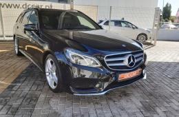 Mercedes-Benz E 300 BlueTEC Hybrid AMG 7G-Tronic