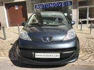Peugeot 107 Cx. Automática - 60.000 Km - Financiamento
