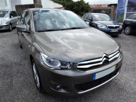 Citroën C-Elysée, 2016