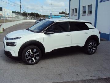 Citroën C4 Cactus 1.2 PTECH EAT SHINE 130CV CX AUT