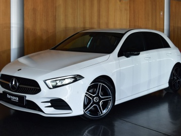 Mercedes-Benz A 180 D AMG LINE AUTO PACK NIGHT