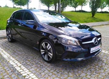 Mercedes-Benz Classe A 180 CDI STYLE - CX. AUTOMÁTICA