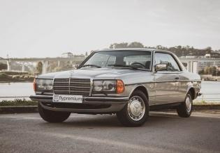 Mercedes-benz 280 CE W123
