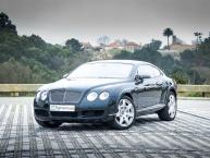 Bentley Continental GT Mulliner W12 6.0