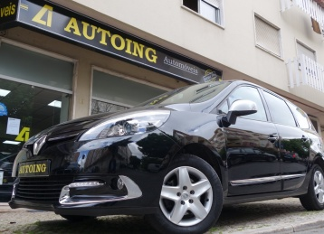 Renault Grand Scénic 1.5 DCI LUXE 7 LUGARES