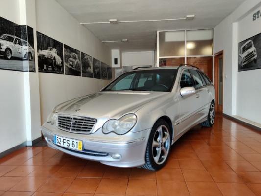 Mercedes-Benz C 220, 2001