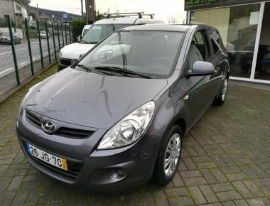 Hyundai i20 1.4 CRDI Van
