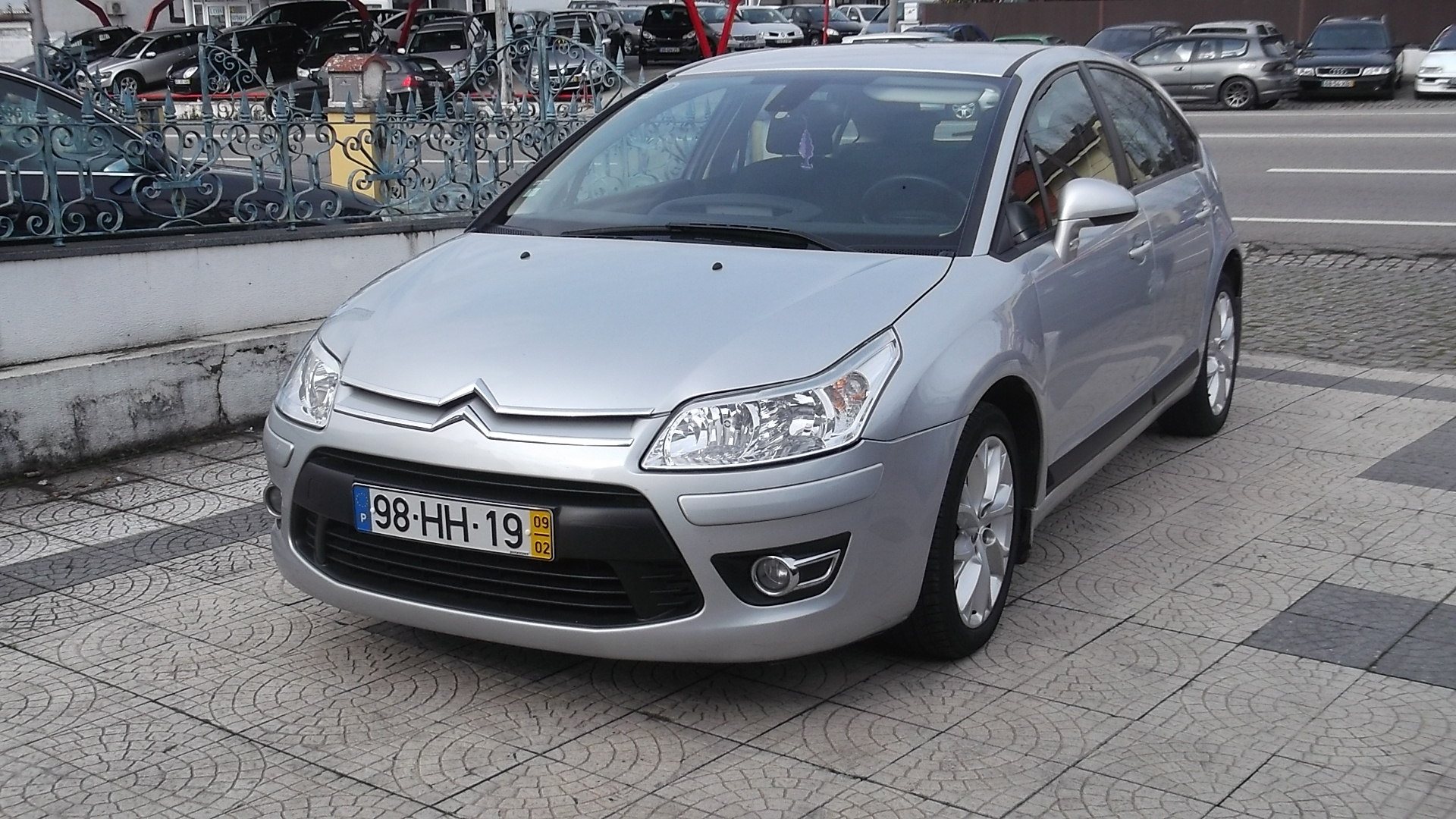 Citroën C4 1.6 HDI EXCLUSIVE