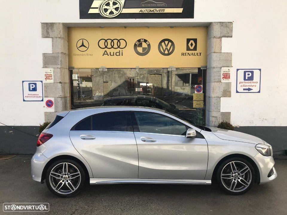 Mercedes-benz A 180 D AMG Automático