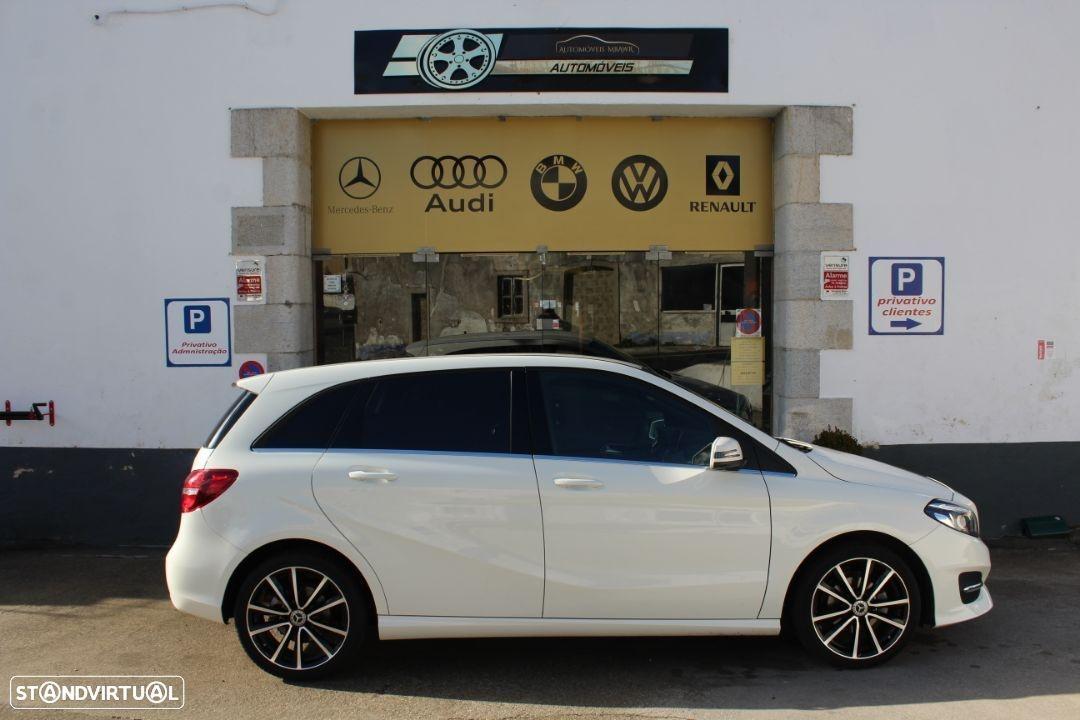 Mercedes-benz B 180 D URBAN AUTO