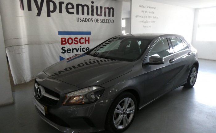 Mercedes-Benz A 180, 2018