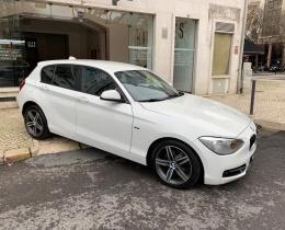 BMW 118 D SPORT AUTOMATICO