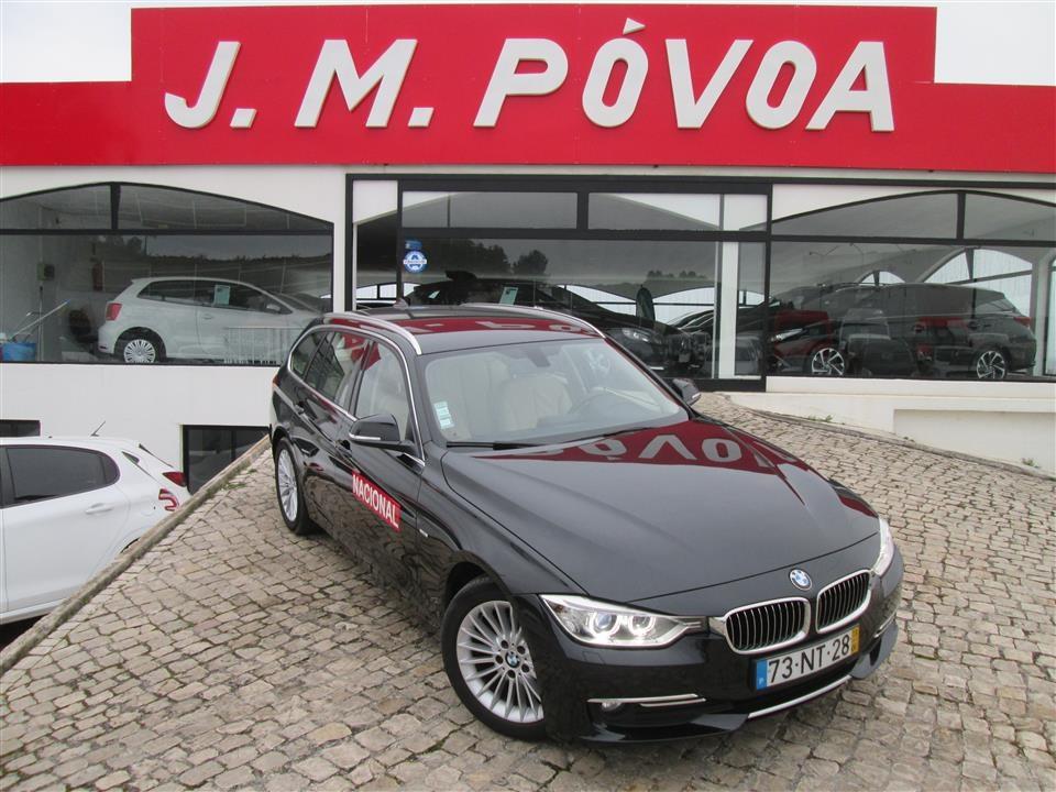 BMW 318 d Touring Line Luxury Auto