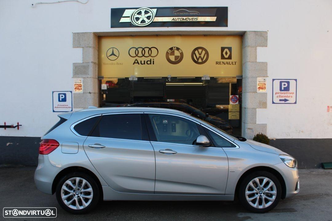BMW 216 Active Tourer D Luxury Auto Navegação