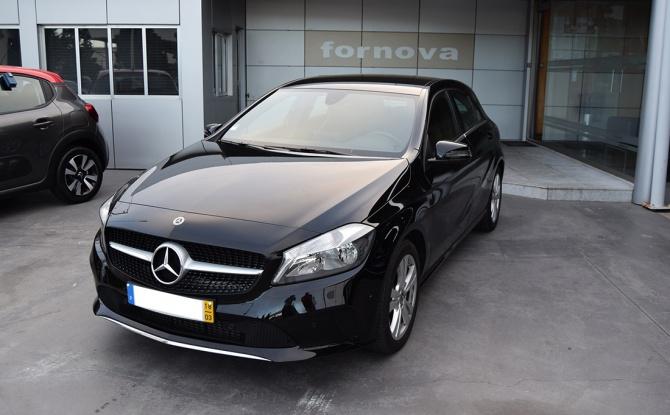 Mercedes-Benz 180 D URBAN