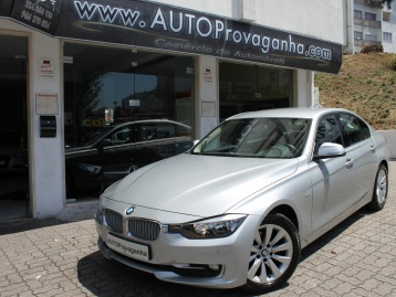 BMW 318 D Line Modern