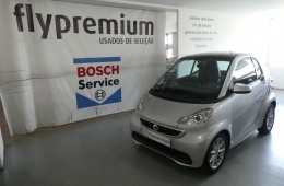 Smart ForTwo 1.0 Mhd Passion 71 Softouch