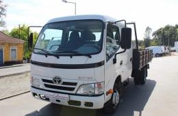 Toyota Dyna M35/33 CAB/DUPLA // 144 CV // 2015