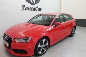 Audi A3 sportback 1.6TDi S-Line (110cv, 5p)