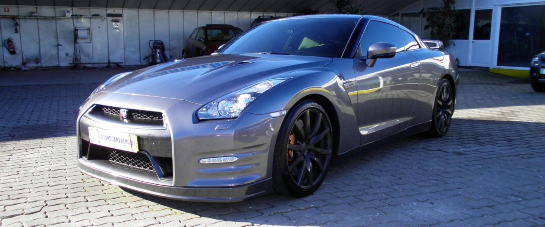 Nissan Gt-r, 3.8 V6 Black Edition